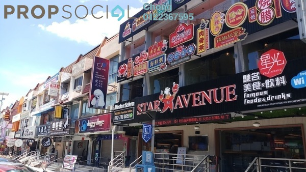 Shop For Rent in SS15, Subang Jaya Freehold Semi Furnished 0R/0B 6.5k