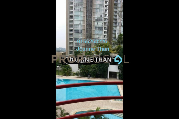 Condominium For Rent in Jamnah View, Damansara Heights Leasehold Fully Furnished 1R/1B 2.5k