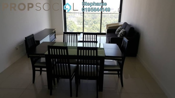 For Sale Condominium at The Horizon Residences, KLCC Freehold Fully Furnished 2R/2B 1.35m