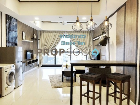 For Sale SoHo/Studio at Icon Residenz, Petaling Jaya Freehold Fully Furnished 1R/1B 440k