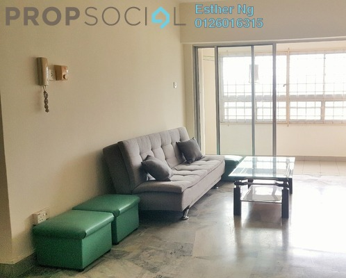 Apartment For Rent in Casa Magna, Kepong Freehold Fully Furnished 3R/2B 1.3k
