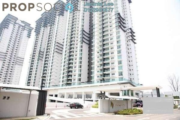 Condominium For Sale in Kiara Residence 2, Bukit Jalil Freehold Semi Furnished 4R/3B 576k