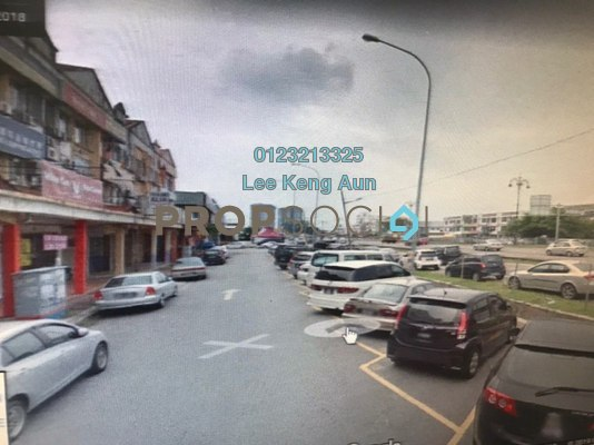 Shop For Sale in Taman Raja Uda, Port Klang Freehold unfurnished 0R/2B 550k