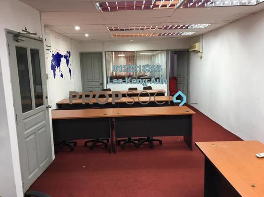 Office For Rent in Taman Rashna, Klang Freehold Unfurnished 0R/2B 1k