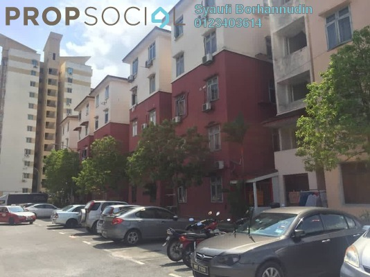 Apartment For Sale in Taman Puchong Prima, Puchong Freehold unfurnished 3R/2B 210k
