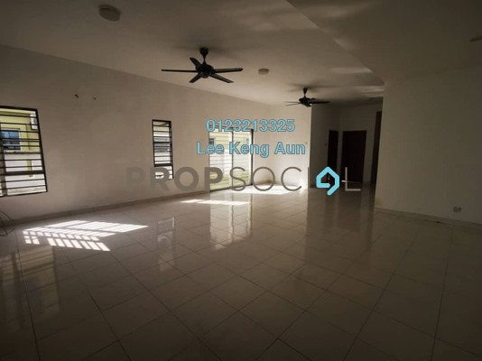 Semi-Detached For Rent in Taman Aman Perdana, Klang Freehold Unfurnished 4R/3B 1.5k