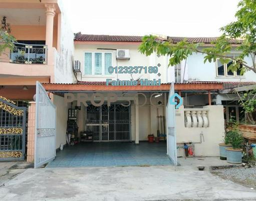 For Sale Terrace at Taman Puchong Perdana, Puchong Freehold Unfurnished 4R/3B 439k