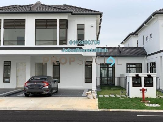 Terrace For Sale in Eco Grandeur, Puncak Alam Freehold semi_furnished 4R/3B 690k