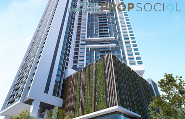 Condominium For Sale in The Valley @ SkySierra, Kuala Lumpur Freehold Unfurnished 3R/2B 500k