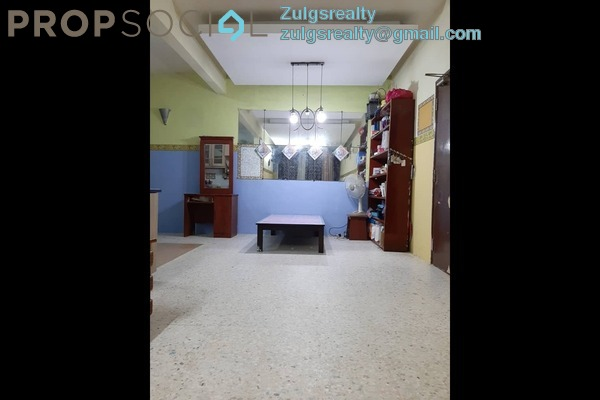 For Sale Apartment at Sri Raya Apartment, Ukay Freehold Semi Furnished 3R/2B 289k