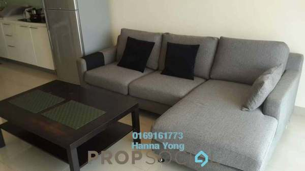 For Sale Serviced Residence at Oasis Ara Damansara, Ara Damansara Freehold Fully Furnished 2R/2B 560k