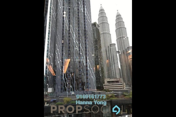 For Sale Serviced Residence at Star Residences, Kuala Lumpur Leasehold Semi Furnished 1R/1B 1.79m