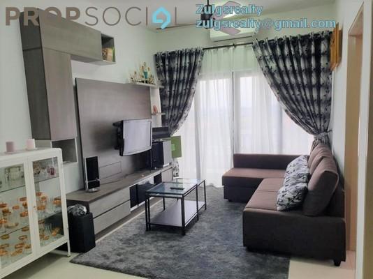 Condominium For Sale in Duta Ria, Dutamas Freehold Semi Furnished 3R/2B 434k