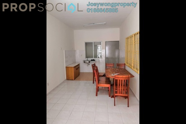 For Rent Apartment at Sutramas, Bandar Puchong Jaya Freehold Semi Furnished 3R/2B 1k
