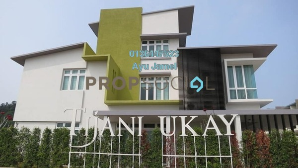 For Sale Bungalow at Tijani Ukay, Ukay Leasehold Unfurnished 6R/6B 2.6m