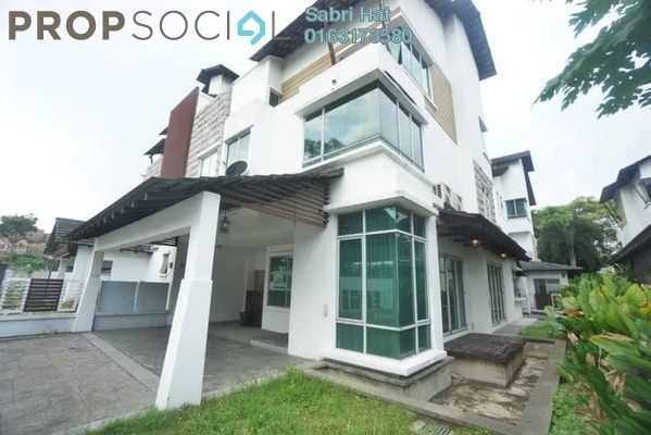 Terrace For Sale in Laman Seri, Shah Alam Freehold semi_furnished 5R/6B 1.7m