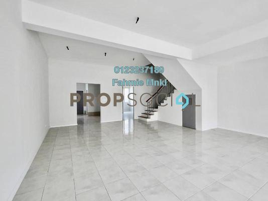 Terrace For Sale in Serene Heights, Bangi Freehold unfurnished 4R/3B 630k