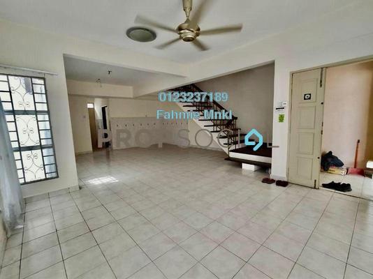 Terrace For Sale in D'Sentral Terrace, Bandar Seri Putra Freehold unfurnished 4R/3B 500k