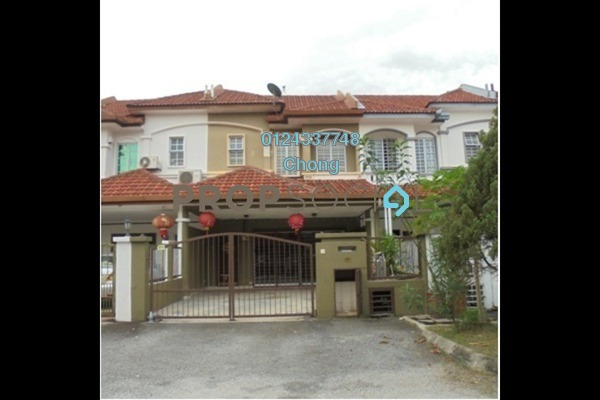 Terrace For Sale in Mutiara Puchong, Puchong Freehold Unfurnished 4R/3B 591k