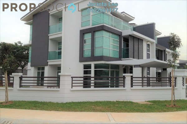 For Sale Superlink at USJ Heights, UEP Subang Jaya Freehold Unfurnished 9R/8B 1.7m