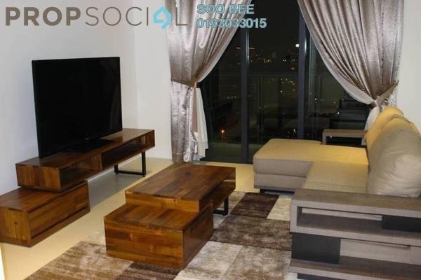 For Rent Condominium at Three28 Tun Razak, KLCC Freehold Fully Furnished 3R/2B 4.6k