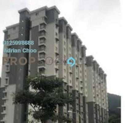 For Rent Apartment at Permai Jaya Apartment, Tanjung Bungah Freehold Fully Furnished 3R/2B 700translationmissing:en.pricing.unit