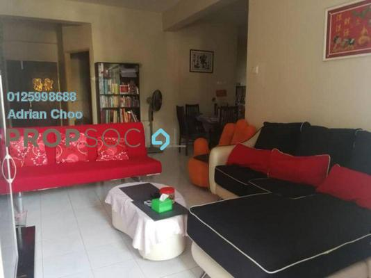 For Sale Condominium at Desa Permai Indah, Sungai Dua Freehold Fully Furnished 3R/2B 400k
