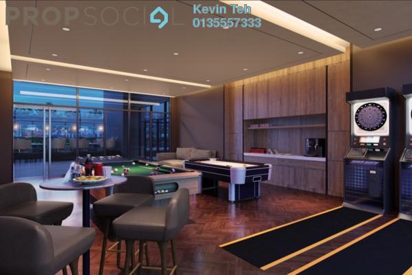 For Sale Condominium at Solaris Parq, Dutamas Freehold Semi Furnished 2R/2B 1.38m