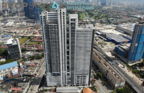 For Sale Condominium at Continew, Pudu Freehold Fully Furnished 1R/1B 600k