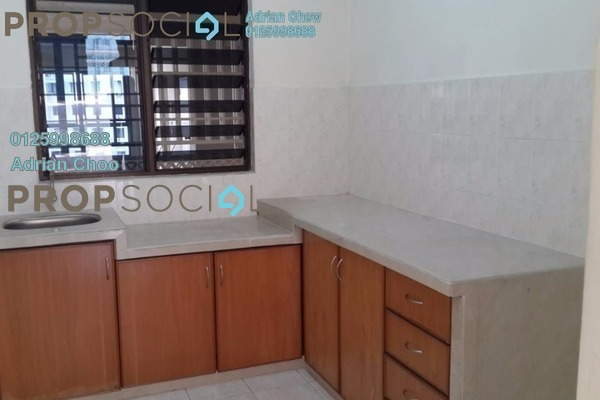 For Sale Apartment at Victoria Heights, Bukit Jambul Freehold Unfurnished 3R/2B 360k