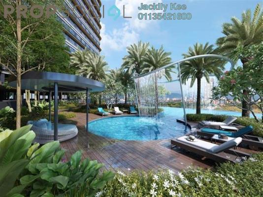 For Sale Condominium at Parc 3, Cheras Freehold Semi Furnished 3R/3B 824k