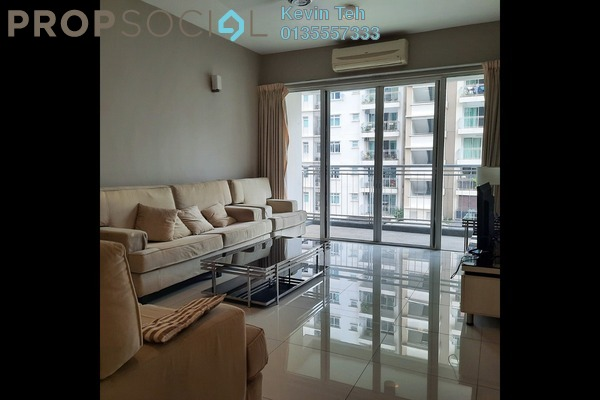 Condominium For Rent in Ceriaan Kiara, Mont Kiara Freehold Fully Furnished 4R/4B 3.6k