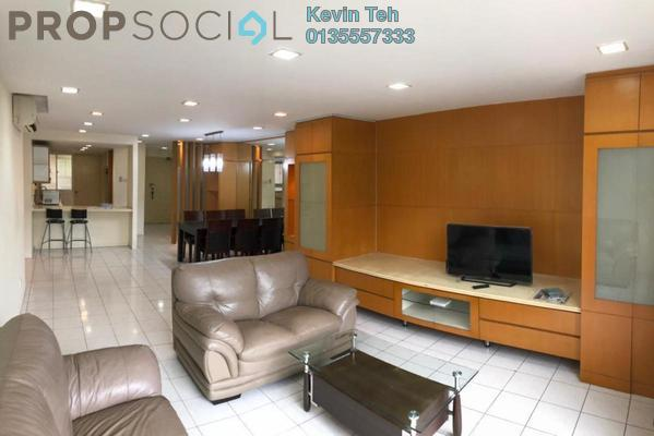 For Rent Condominium at Mont Kiara Pines, Mont Kiara Freehold Fully Furnished 3R/2B 2.6k