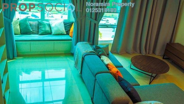 For Sale Condominium at Arte SW, Shah Alam Freehold Fully Furnished 2R/2B 655k