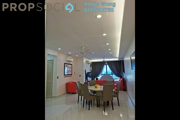 For Sale Condominium at KM1, Bukit Jalil Freehold Fully Furnished 4R/3B 990k
