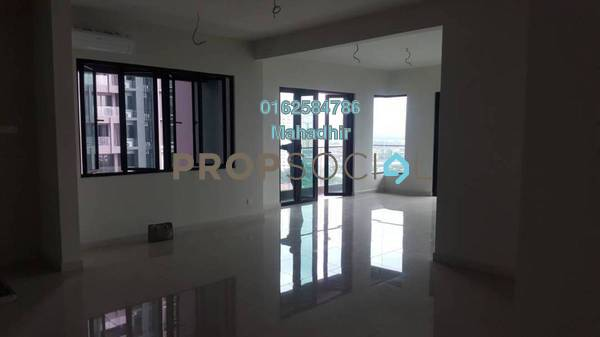For Sale Condominium at The Reach @ Titiwangsa, Setapak Freehold Unfurnished 4R/4B 900k