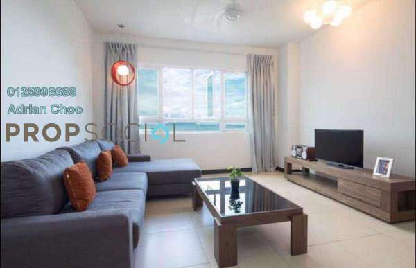 For Sale Condominium at Pearl Regency, Gelugor Freehold Fully Furnished 3R/2B 780k