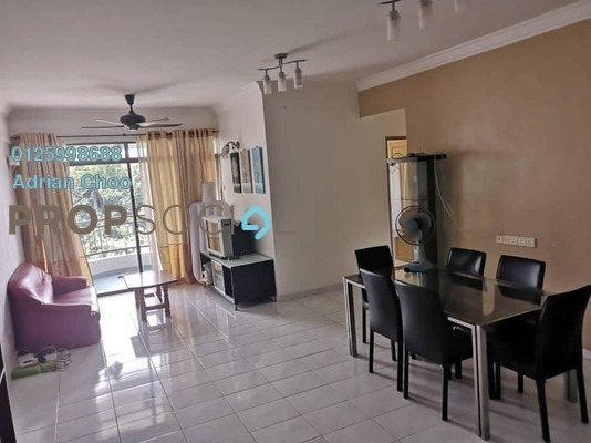 For Sale Condominium at E-Park, Batu Uban Freehold Fully Furnished 3R/2B 440k
