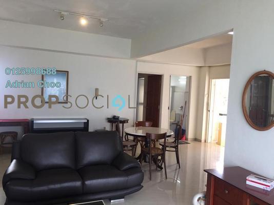 For Rent Condominium at The Reef, Batu Ferringhi Freehold Fully Furnished 2R/2B 1.8k