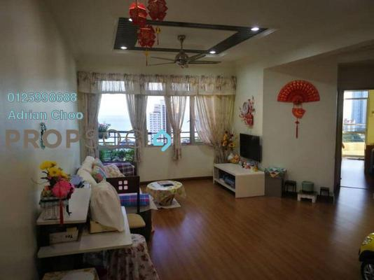 For Sale Condominium at Leader Garden, Tanjung Bungah Freehold Fully Furnished 3R/2B 520k