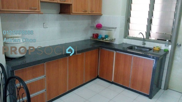 For Sale Condominium at Kingfisher Series, Green Lane Freehold Semi Furnished 3R/2B 380k