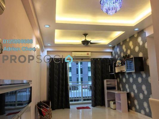 For Sale Condominium at Idaman Iris, Sungai Ara Freehold Semi Furnished 3R/2B 430k