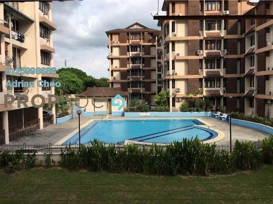 For Rent Apartment at Medan Lumba Kuda, Air Itam Freehold Unfurnished 3R/2B 1k