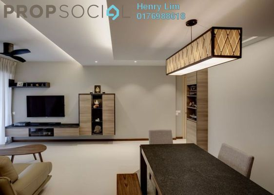 For Rent Condominium at Hampshire Park, KLCC Freehold Fully Furnished 2R/2B 5k