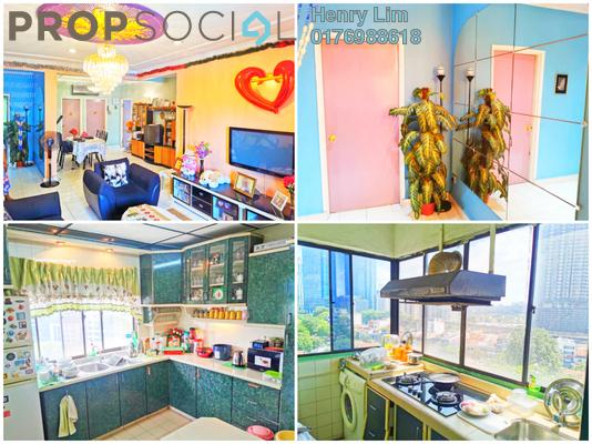 For Sale Condominium at Sri Bangsar Apartment, Bangsar Freehold Fully Furnished 3R/2B 680k