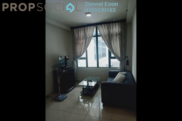 Condominium For Rent in Centrestage, Petaling Jaya Freehold Fully Furnished 2R/2B 1.6k