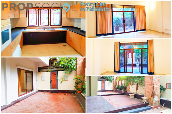 For Rent Condominium at Lee Garden, Ampang Hilir Freehold Semi Furnished 4R/4B 8k