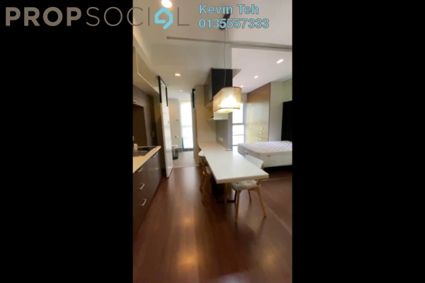 Condominium For Rent in VERVE Suites, Mont Kiara Freehold Fully Furnished 1R/1B 1.9k