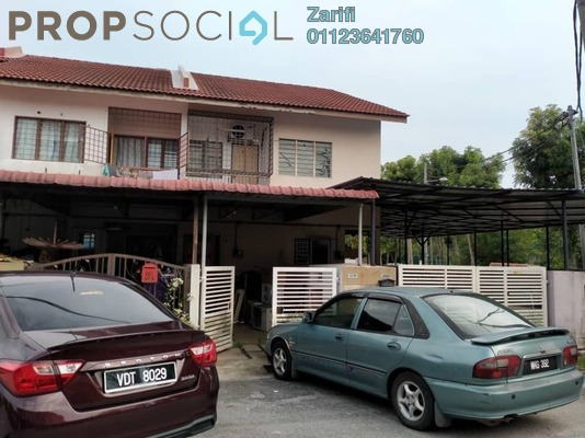 For Sale Townhouse at Desa Coalfields, Sungai Buloh Freehold Unfurnished 3R/2B 200k