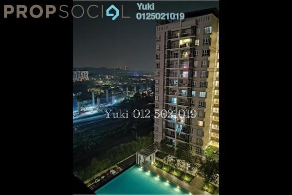Condominium For Sale in Anyaman Residence, Bandar Tasik Selatan Freehold Unfurnished 4R/2B 550k